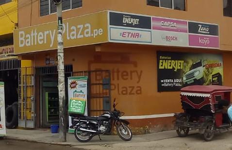 CHICLAYO - B. LEGUÍA