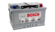 BATERIA BOSCH S570D/75D (70AH /620A)