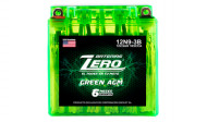 BAT. ZERO GREEN GEL 12N9-3B  (12V.9AH 105CCA)
