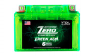 BAT. ZERO GREEN GEL YTX4L (12V.4AH 45CCA)